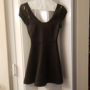 Bebe little black dress